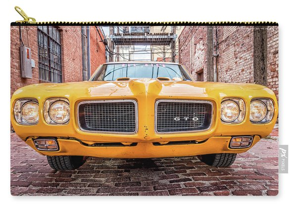 Gto - Pontiac Muscle Carry-all Pouch