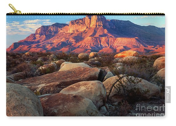 Guadalupe El Capitan Carry-all Pouch
