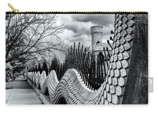 Guading The Castle Carry-all Pouch