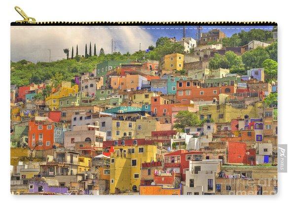 Guanajuato Hillside Carry-all Pouch