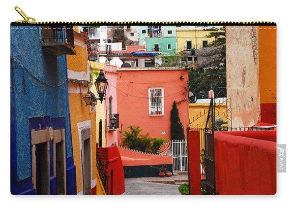 Guanajuato Lane Carry-all Pouch