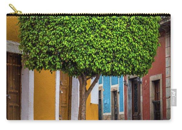 Guanajuato Tree Carry-all Pouch