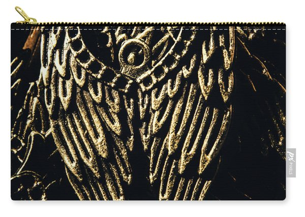 Guardian Angel Charms Carry-all Pouch