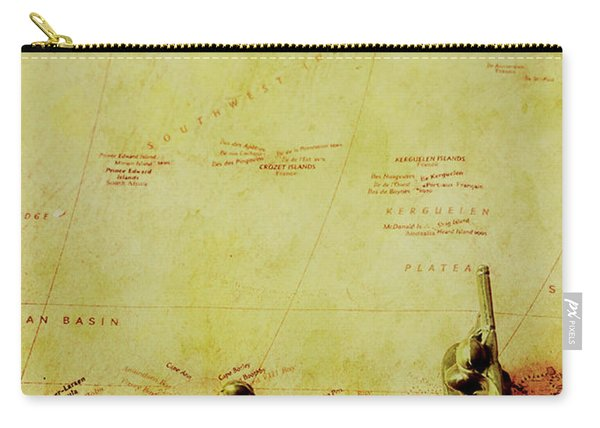 Guarding Histories Untold Carry-all Pouch