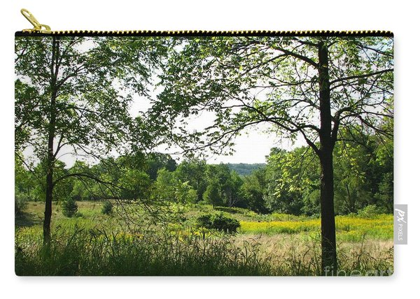 Beyound The Trees Carry-all Pouch