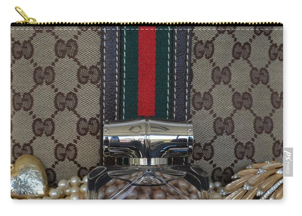Gucci Bamboo 6 Carry-all Pouch