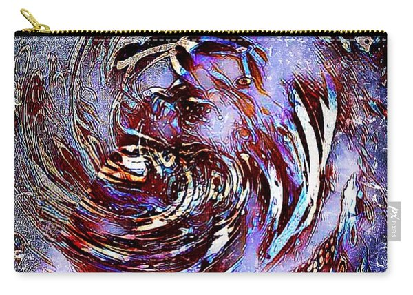 Guess Who Abstract Carry-all Pouch