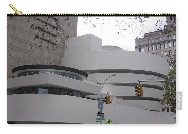 Guggenheim Complex Carry-all Pouch