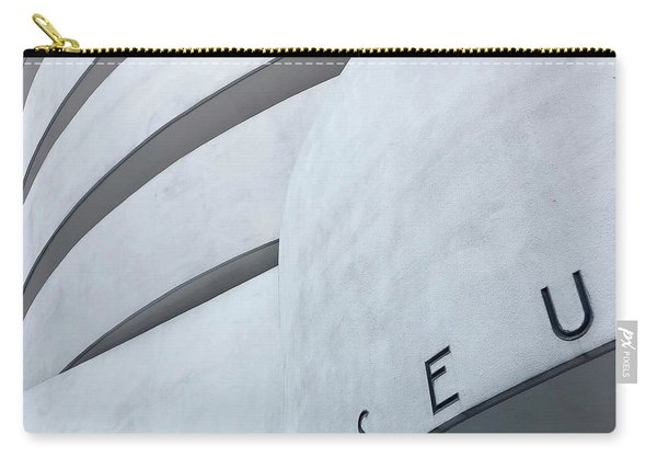Guggenheim Carry-all Pouch