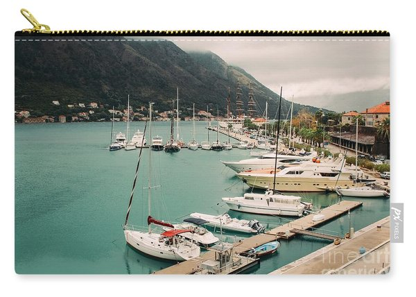 Gulf Of Kotor Carry-all Pouch