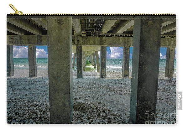 Gulf Shores Park And Pier Al 1649 Carry-all Pouch