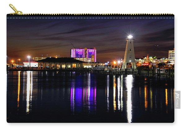 Gulfport Lighthouse - Mississippi - Harbor Carry-all Pouch