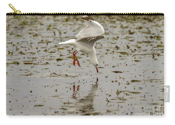 Gull Fishing 01 Carry-all Pouch