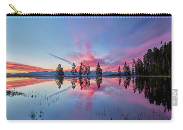 Gull Point At Sunrise Carry-all Pouch
