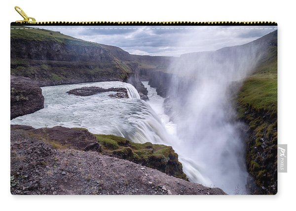 Gullfoss - Iceland Carry-all Pouch