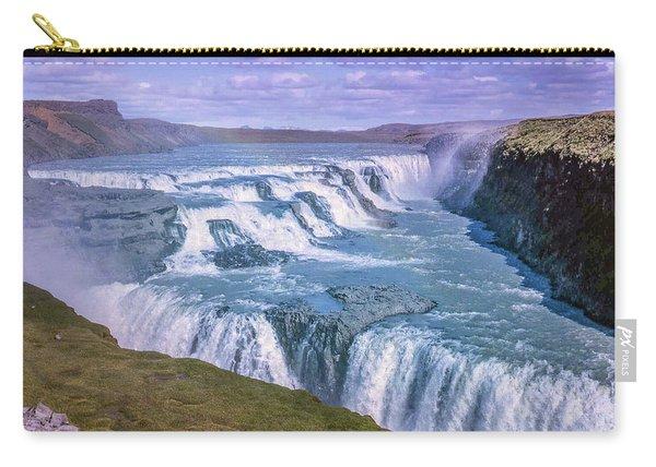 Gullfoss, Iceland Carry-all Pouch