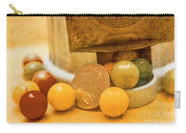 Gumballs Dispenser Antiques Carry-all Pouch