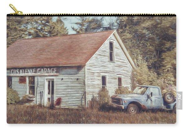 Gus Klenke Garage Carry-all Pouch