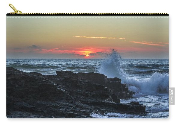 Gwithian Beach Sunset  Carry-all Pouch