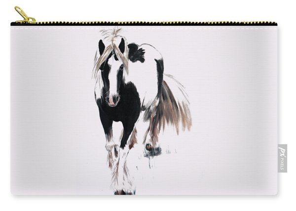 Gypsy Vanner Carry-all Pouch