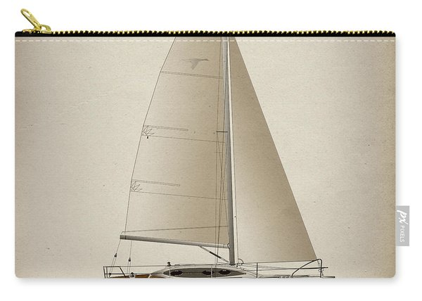 H31 Sailboat Carry-all Pouch