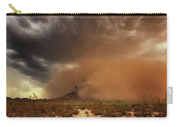 Haboob Is Coming Carry-all Pouch