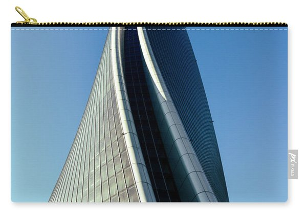 Hadid Tower, Milan, Italy Carry-all Pouch