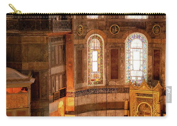 Hagia Sophia Interior 10 Carry-all Pouch
