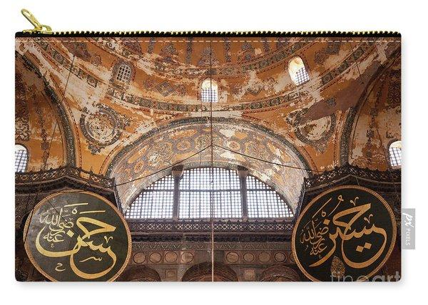Hagia Sophia Interior 11 Carry-all Pouch