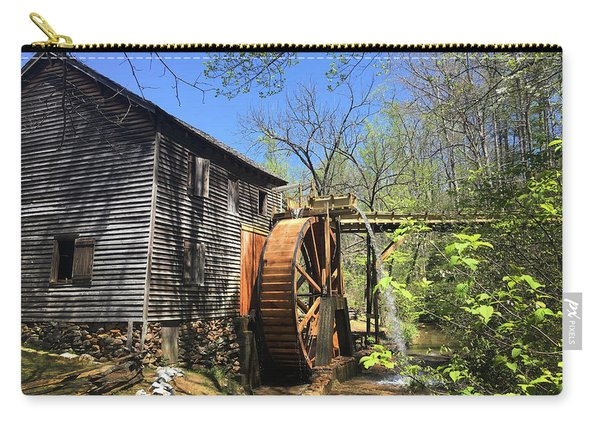 Hagood Mill Historic Site Gristmill Carry-all Pouch