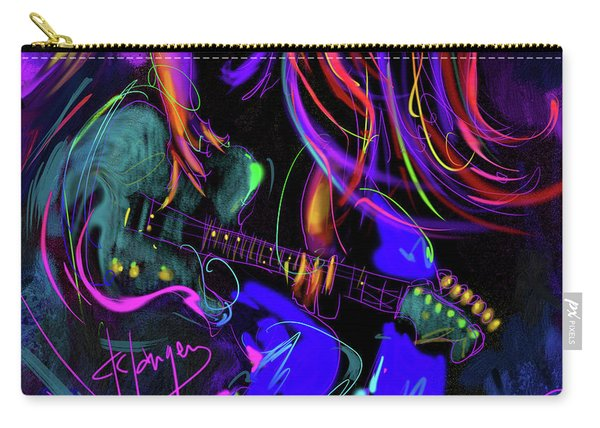 Hair Guitar 2 Carry-all Pouch