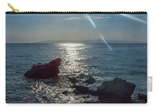 Haitian Beach In The Late Afternoon Carry-all Pouch