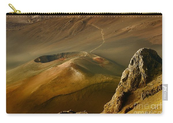 Haleakala Caldera Carry-all Pouch