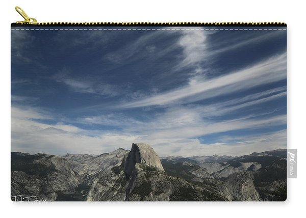 Half Dome Sky Carry-all Pouch