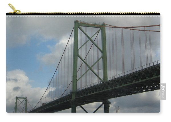 Halifax Bridge Carry-all Pouch