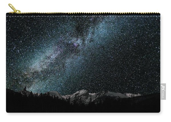 Hallet Peak - Milky Way Carry-all Pouch