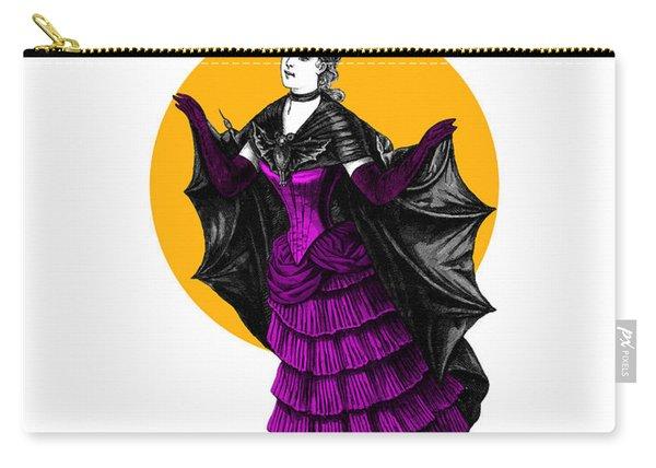 Halloween Batgirl Carry-all Pouch