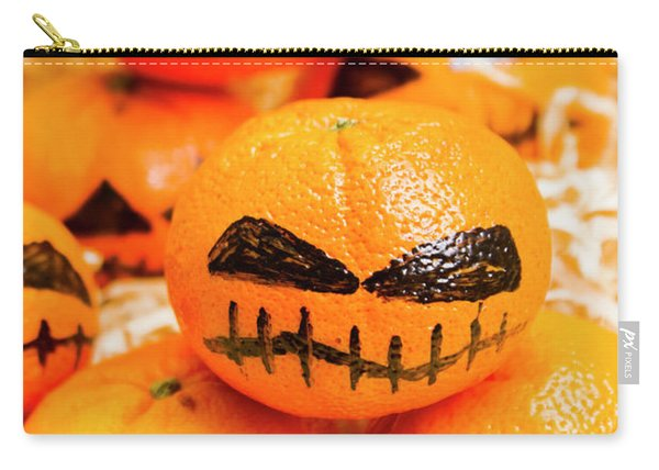 Halloween Craft Treats Carry-all Pouch