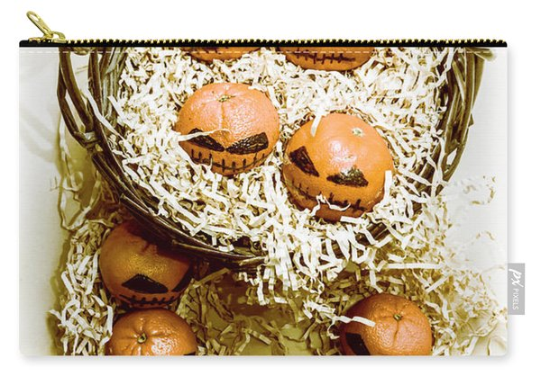 Halloween Food Decoration Carry-all Pouch