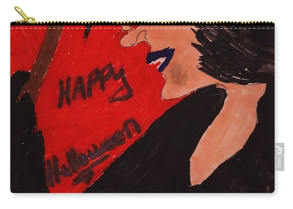 Halloween Greetings Carry-all Pouch