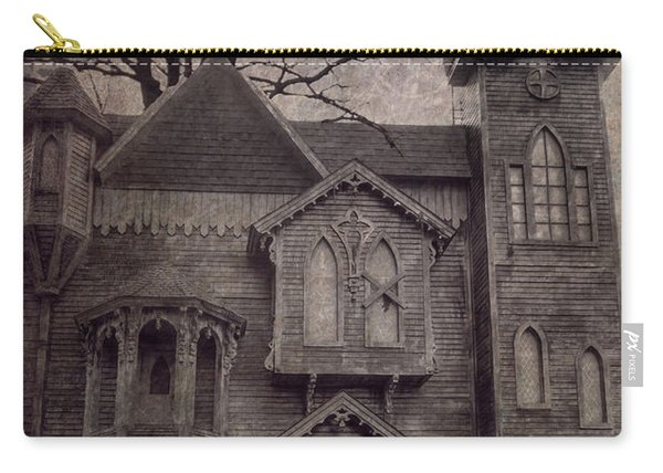 Halloween In Old Town Carry-all Pouch