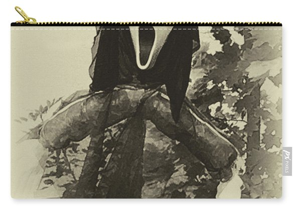 Halloween No 1 - The Scream  Carry-all Pouch