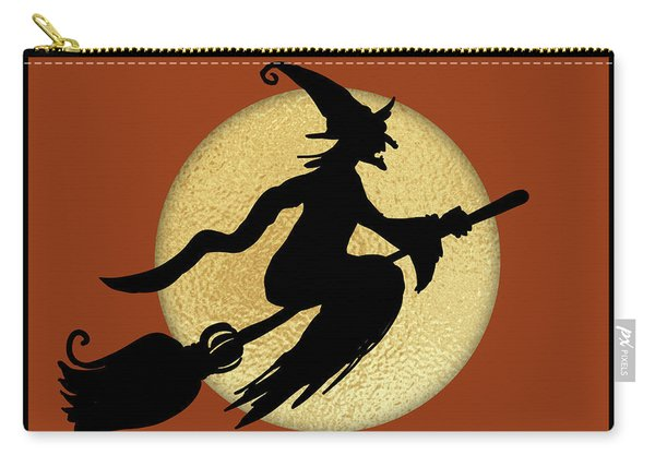 Halloween Sign 7 Carry-all Pouch