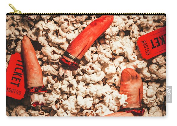Halloween Slasher Film Carry-all Pouch