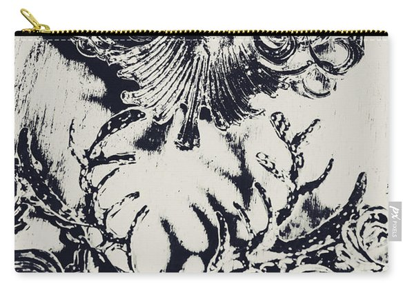 Halls Of Horned Art Carry-all Pouch