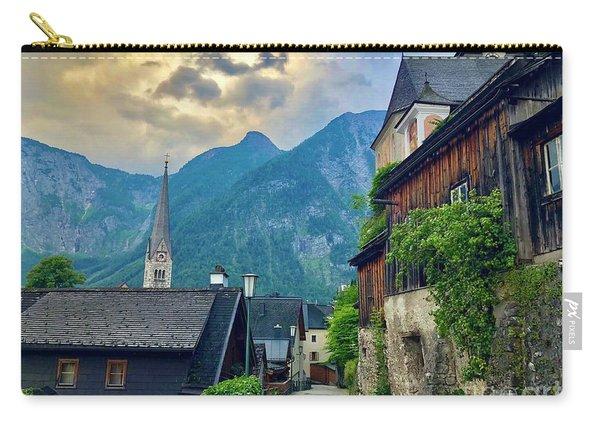 Hallstatt Village Stroll Carry-all Pouch