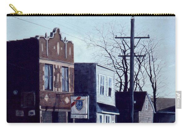 Halsted Carry-all Pouch