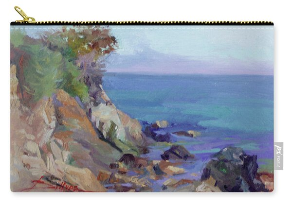 Hamilton Cove Catalina Island Carry-all Pouch