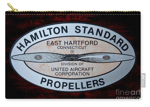 Hamilton Standard East Hartford Carry-all Pouch