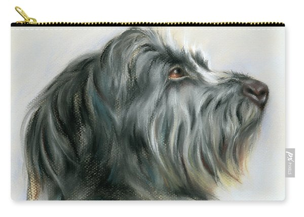 Hamish The Wolfhound Carry-all Pouch